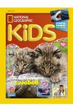National Geographic KIDS - брой 1-2/2019