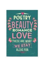 Тефтер Poetry, beauty, romance, love...