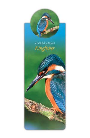 Продукт - Разделител за книга с диви животни - Рибарче