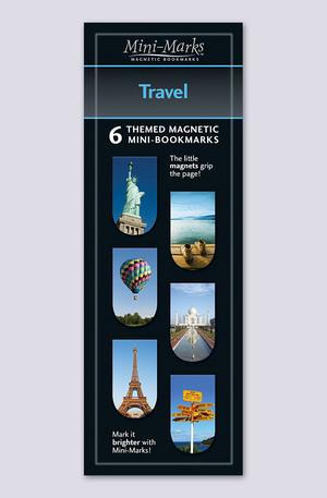 Продукт - Мини отметки за книги - Travel