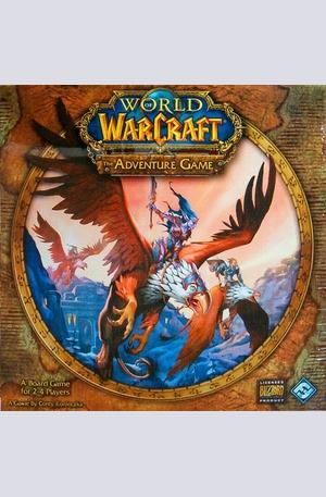 Продукт - World of Warcraft - The Adventure Game - английска версия