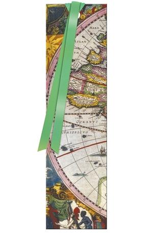 Продукт - Разделител с картини - Antique map
