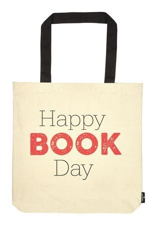 Продукт - Чанта за пазаруване - Happy Book Day