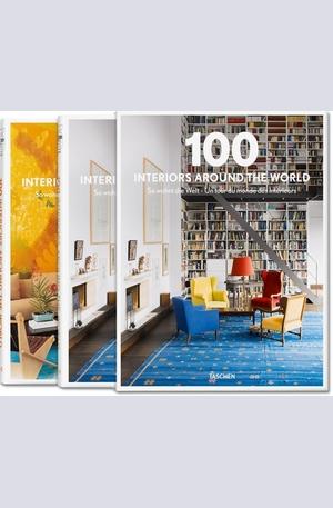 Книга - 100 Interiors Around the World