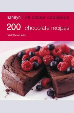 Книга - 200 Chocolate Recipes