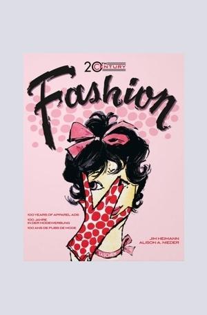 Книга - 20th Century Fashion: 100 Years of Apparel Ads