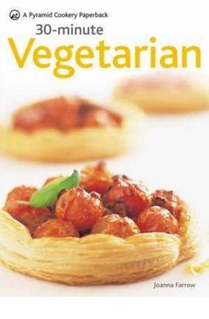 Книга - 30-minute Vegetarian