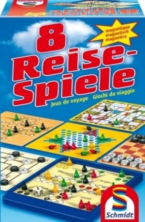 Продукт - 8 Reise-Spiele