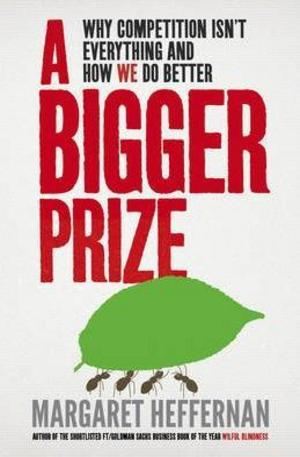 Книга - A Bigger Prize: Why Competition isnt Everything and How We Do Better