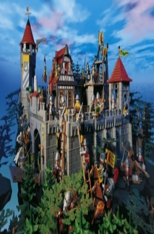 Продукт - A knights castle - 100