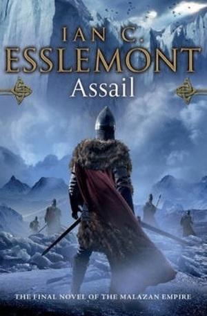 Книга - Assail: A Novel of the Malazan Empire