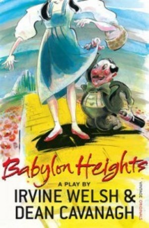 Книга - Babylon Heights
