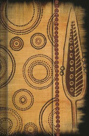 Книга - Бележник Africanart Blatt Kreise
