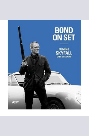 Книга - Bond on Set