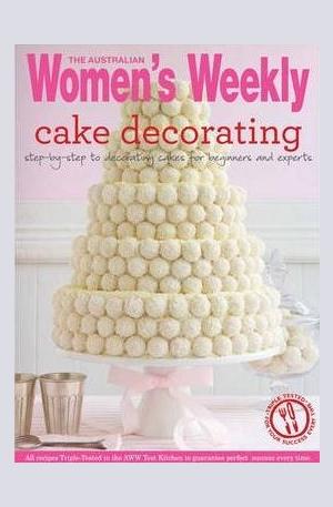 Книга - Cake Decorating