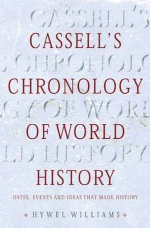 Книга - Cassells Chronology of World History