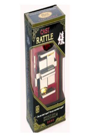 Продукт - Cast Puzzle Rattle - level 4