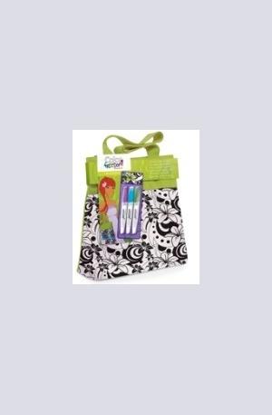 Продукт - Color freedom - large green handbag
