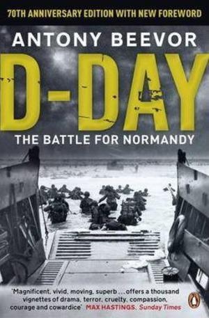 Книга - D-Day: The Battle for Normandy