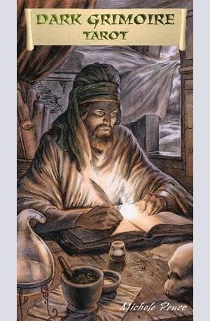 Книга - Dark Grimoire Tarot