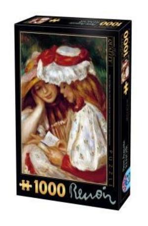 Продукт - Deux jeunes filles lisant - 1000