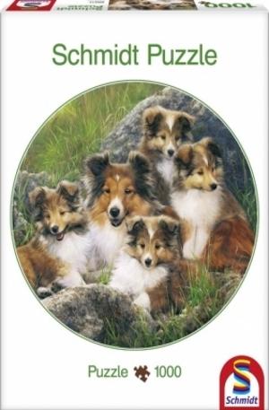Продукт - Dog family - 1000