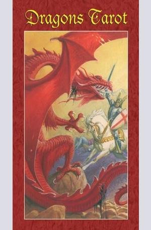 Книга - Dragons Tarot