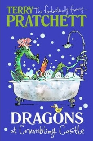 Книга - Dragons at Crumbling Castle: And Other Stories
