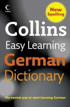 Книга - Easy Learning German Dictionary