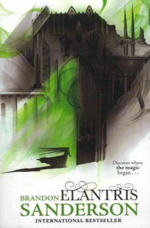 Книга - Elantris