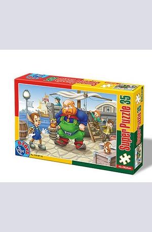 Продукт - Fairy Тales 1 - Super puzzle 35