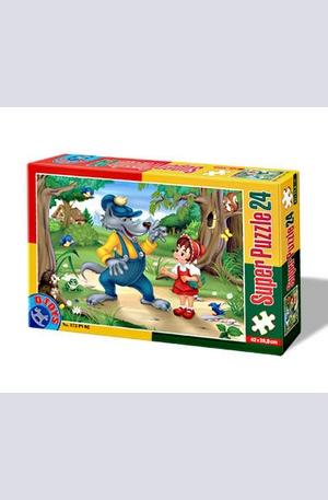 Продукт - Fairy Tales 2 - Super Puzzle 24