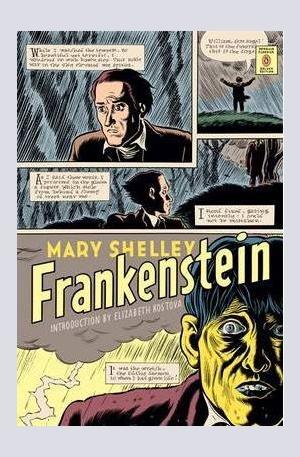 Книга - Frankenstein: Or, The Modern Prometheus