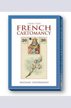 Книга - French Cartomancy - Mini Kit