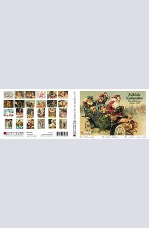Книга - Frohliche Weihnachten