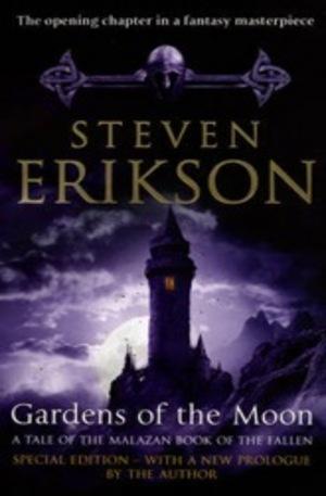 Книга - Gardens of the Moon