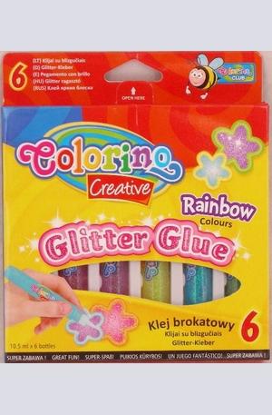 Продукт - Гел бои за декорация - 6 цвята