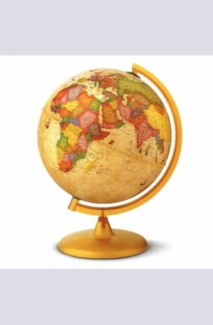 Книга - Глобус Marco Polo - светещ 26 см