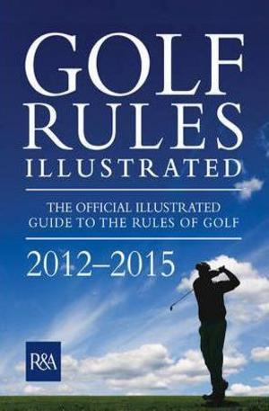Книга - Golf Rules Illustrated 2012