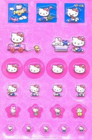 Продукт - Hello Kitty - 22 Stickers