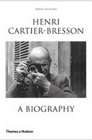 Книга - Henri Cartier-Bresson: a Biography