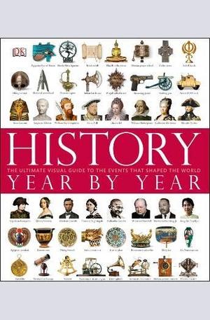 Книга - History Year by Year