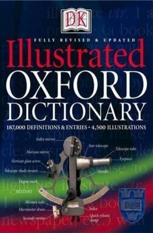 Книга - Illustrated Oxford Dictionary
