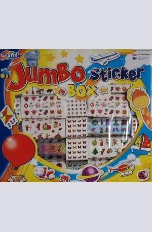 Продукт - Jumbo Sticker Box