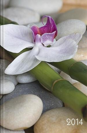 Книга - Календар бележник Zen 2014