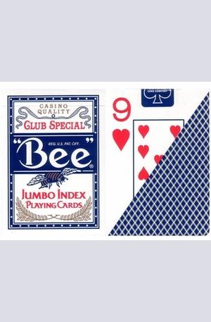 Продукт - Карти за игра Bee Jumbo Index