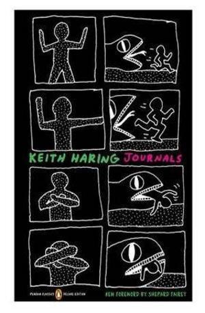 Книга - Keith Haring Journals
