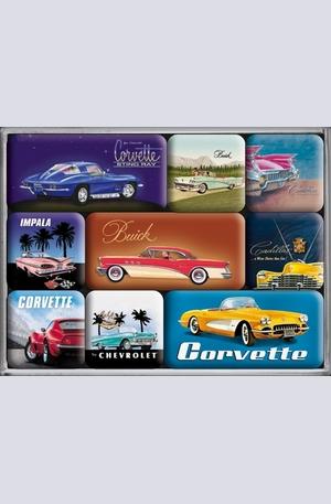 Продукт - Комплект магнити Corvette