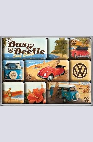 Продукт - Комплект магнити VW Bus & Beetle