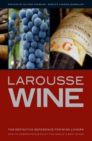 Книга - Larousse Wine